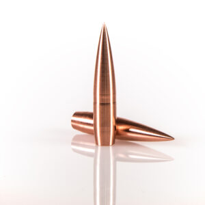 Warner Flat Line .30 155.5gr Palma Copper Solid Bullet for Long Range Shooting