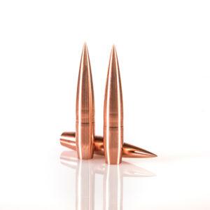 Warner Flat Line .375 361gr Copper Solid Bullet for Long Range Shooting