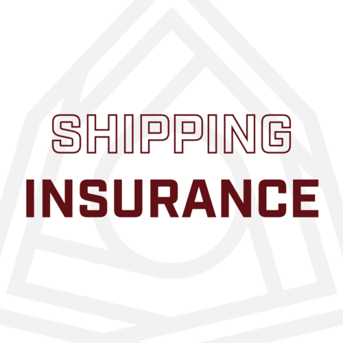 ADDITIONAL SHIPPING INSURANCE