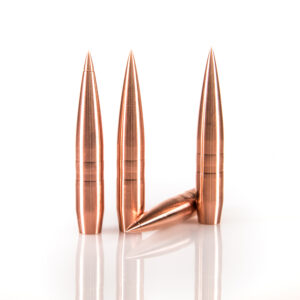 Warner Flat Line .375 400gr Copper Solid Bullet for ELR