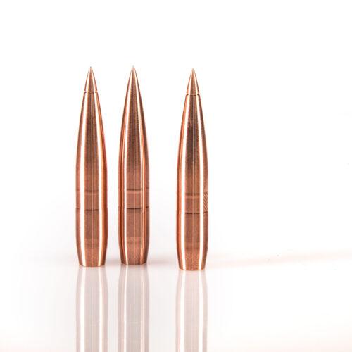 WTC .338 285gn Flat Line Bullet