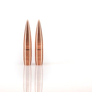 Warner Flat Line 6.5mm 123gr Copper Solid Bullet